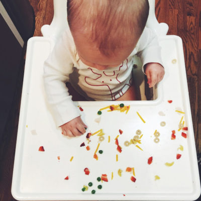 Easy Meals + Snacks for Baby