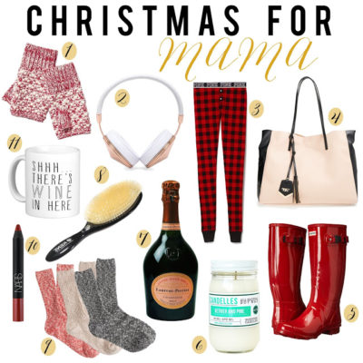 Christmas Gift Guide for Mama's