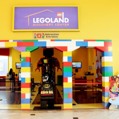 LegoLand Discovery Center {Atlanta)