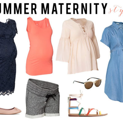 Maternity Style for Summer
