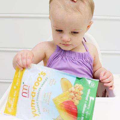 Toddler Snacks: 18 Months