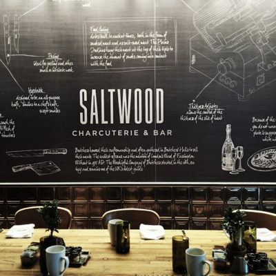 Local Eats: Saltwood, Atlanta