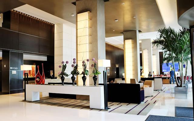 Loews Hotel Atlanta Room Service Menu