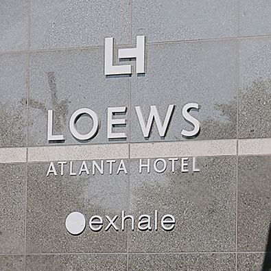 Loews Hotel, Atlanta