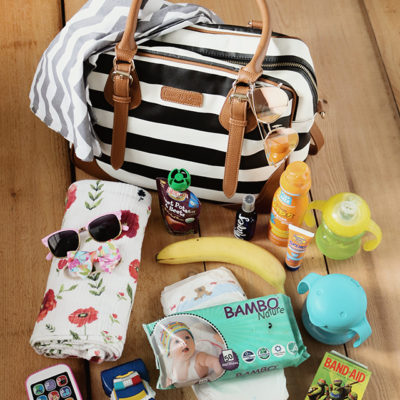 What's in my Diaper Bag {Toddler Edition}
