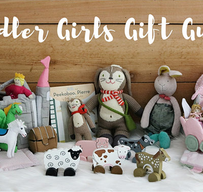 Unique Holiday Gifts for Toddler Girls