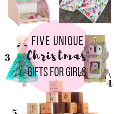 Unique Christmas Gifts for Girls