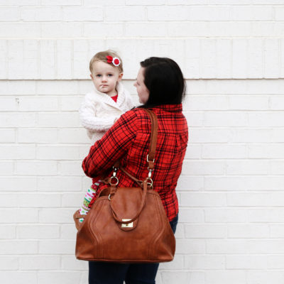 Diaper Bag Style with Newlie Co.