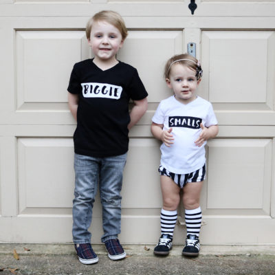 Biggie Smalls Sibling Style