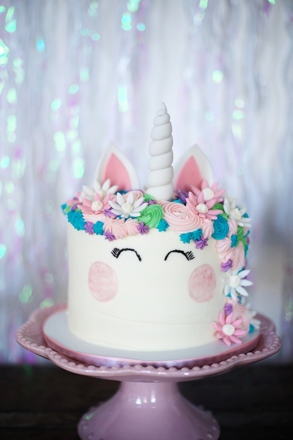 A Magical Unicorn Birthday Party - Chanel Moving Forward