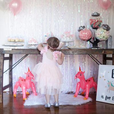 A Unicorn Birthday