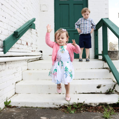 Sibling Easter Style with Carter's
