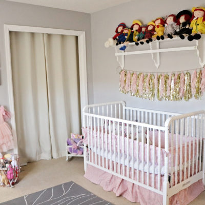 Evelyn's Room Reveal!