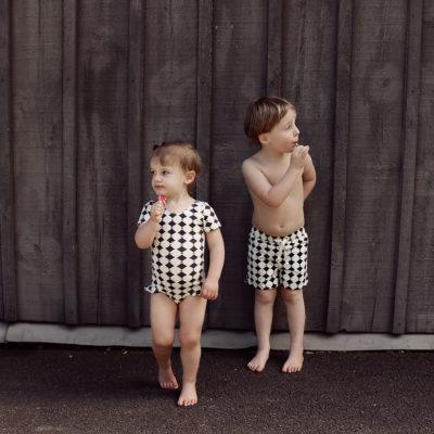 Diamond Swim Suits