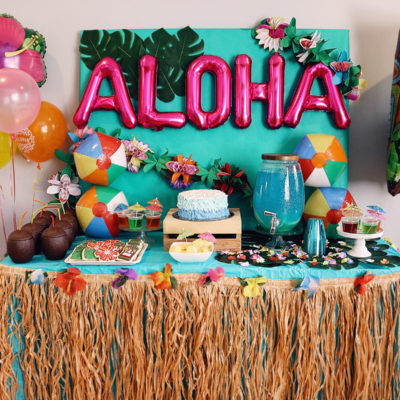 Moana Themed Party