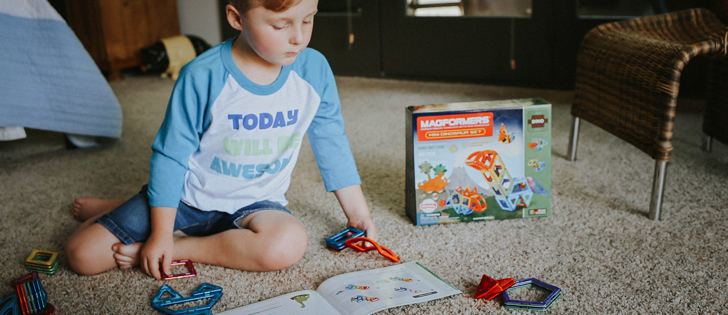 The Best Toy for Encouraging Creativity