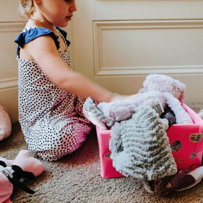 Easy DIY Baby Bed
