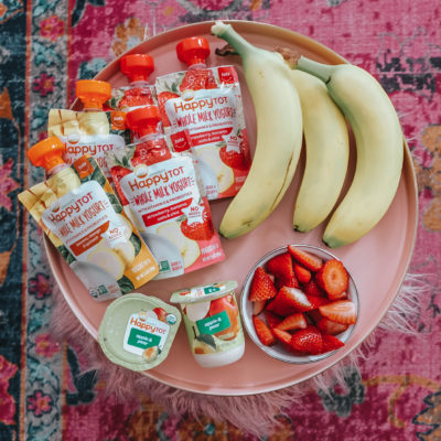 Easy Snacks for Mommy's Little Helper