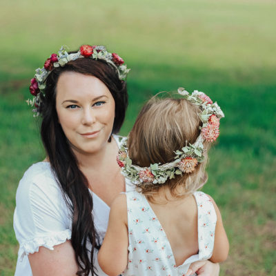 The One Accessory You Need for a Mommy & Me Photoshoot