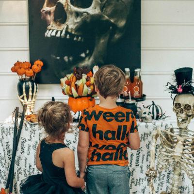 A Healthy Halloween