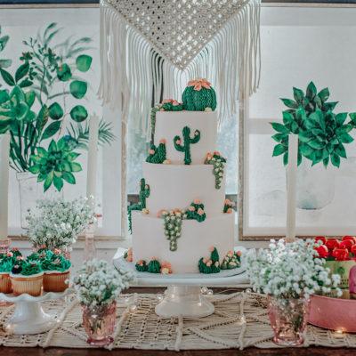 A Botanical Birthday
