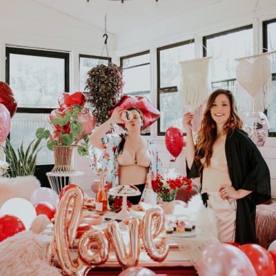 The Ultimate Valentine's Day Photo Shoot