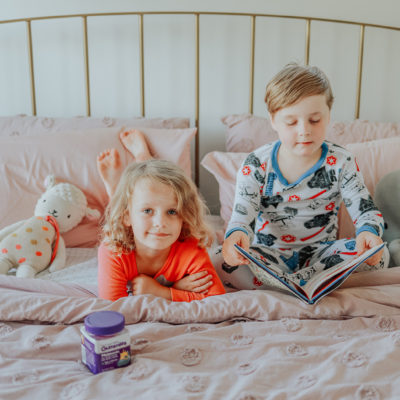 Creating a Back to School Night Time Routine