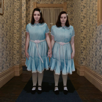 The Shining Twins Halloween Costume