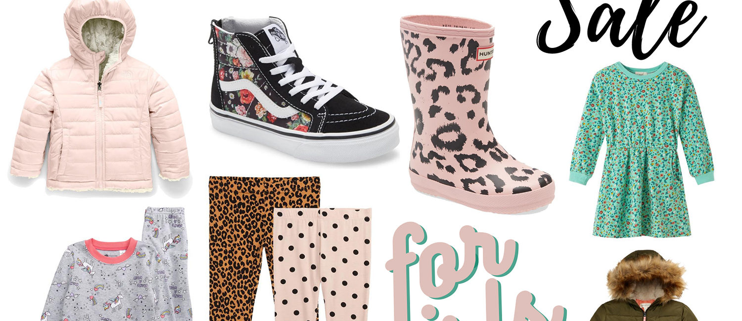 Nordstrom Sale – Kids Only Picks and What I am ACTUALLY Buying