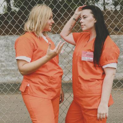 Orange is the New Black Halloween Costume