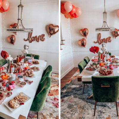 Galentine's Day Brunch Ideas
