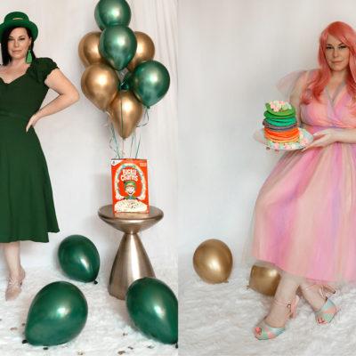 12 Dresses of St. Patrick's Day