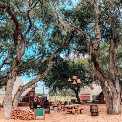 The Ultimate Glamping Ranch to Visit In Your Lifetime