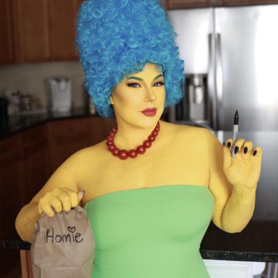 Marge Simpson Costume